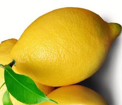 Spalmo con un limone pigmentary posti